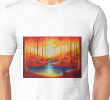 goodmorning world Unisex T-Shirt
