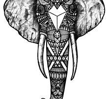 elephant by sakuradrop