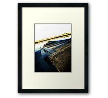 Rockaway Framed Print