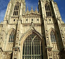 Beverley Minster, East Yorkshire, UK. by Nick Barker
