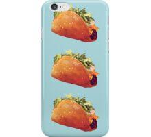 Triple Tacos iPhone Case/Skin