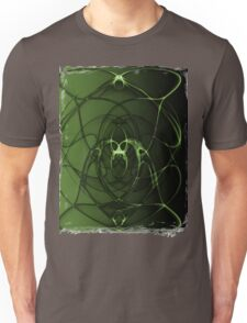 Abstract Digital Background Unisex T-Shirt