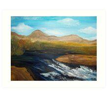 Cumbria Art Print