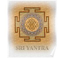 Sri Yantra2 Poster