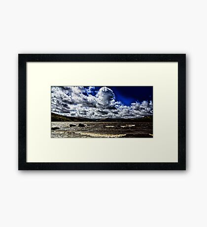 Semer Water, North Yorkshire Framed Print