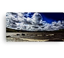Semer Water, North Yorkshire Canvas Print