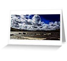 Semer Water, North Yorkshire Greeting Card