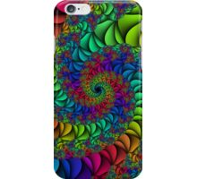 Great Day for Spirals iPhone Case/Skin