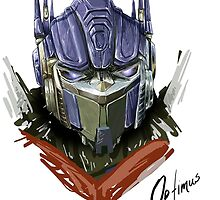 optimus prime by sakuradrop