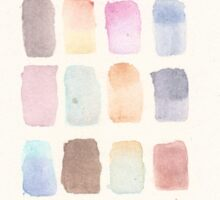 Pastels Sticker