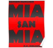 Mia San Mia Poster