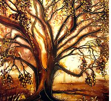 Autumn's Gold by Linda Callaghan