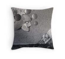 Infinity of the universe.  Throw Pillow
