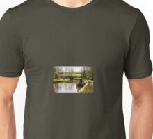 Lazy Day's along the Canal Unisex T-Shirt