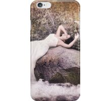 born from the waters iPhone Case/Skin