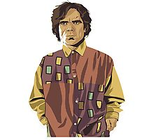 80s Tyrion Lannister Photographic Print