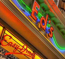 Ed's Easy Diner by magnetik