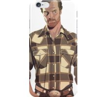 80s Jorah Mormont iPhone Case/Skin