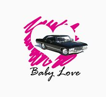 Baby Love - Supernatural inspired! Womens Fitted T-Shirt