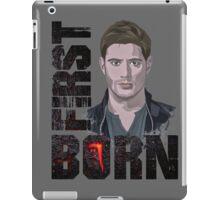 First Born Dean Winchester iPad Case/Skin