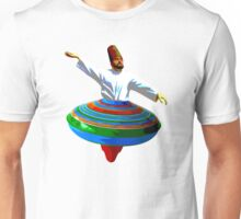 Whirling Dervish Unisex T-Shirt