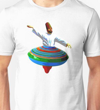 Whirling Dervish Unisex T-Shirt