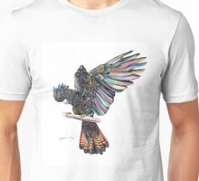 The Black Cockatoo Unisex T-Shirt