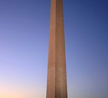Washington Monument by Susan Russell