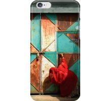Who's been looking at heavens doors  iPhone Case/Skin