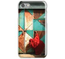 Who's been looking at heavens doors  iPhone Case/Skin