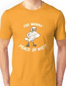 Fightn' Dove Unisex T-Shirt