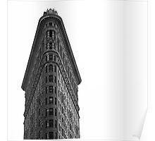 The Flatiron Building Poster