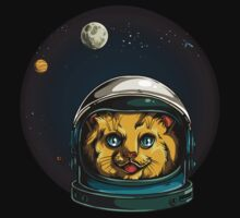 Space Kitty Astronaut Cat  Kids Clothes