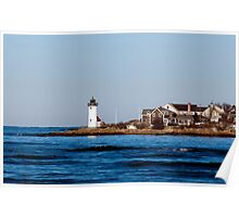 Annisquam Lighthouse Poster