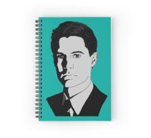 Agent Cooper Spiral Notebook