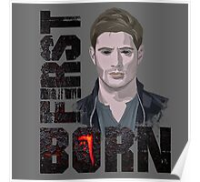 First Born Dean Winchester Poster