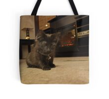 Bella is Playing Tote Bag
