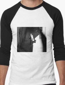 Driveby encounter  Men's Baseball ¾ T-Shirt