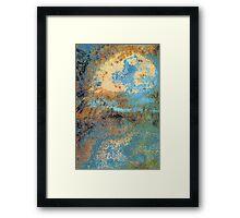 Ridge Framed Print