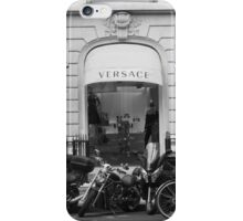 Versace Boutique iPhone Case/Skin