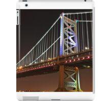 Ben Franklin Bridge iPad Case/Skin