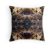 Live Through Nature Throw Pillow