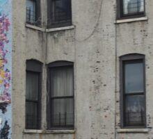 Urban Windows Sticker