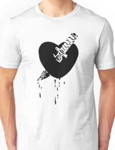 Love Hurts by Chillee Wilson Unisex T-Shirt