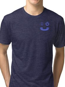 Smiley I.T. Tri-blend T-Shirt
