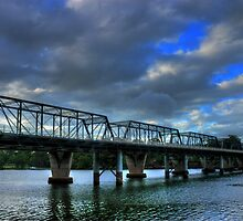 Bridge on the River Shoalhaven by Ben McCarthy