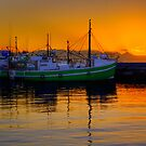 Kalk Bay by Peter Wickham
