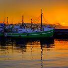 Kalk Bay by Peter Wickham