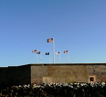 fort sumter by corralphotos