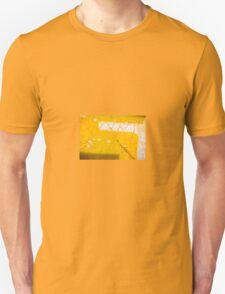 Peeling Paint Art - 4 T-Shirt
